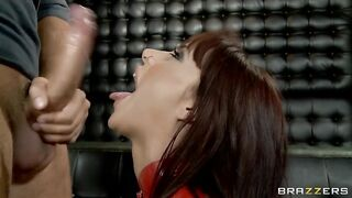 Gia Dimarco a latex rucis milf